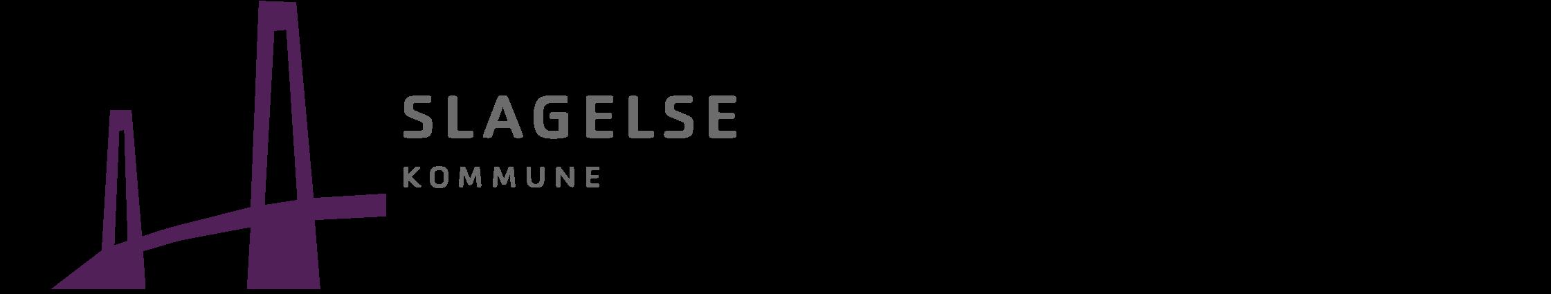 Slagelse Kommune logo samt Sjællands Vestkyst